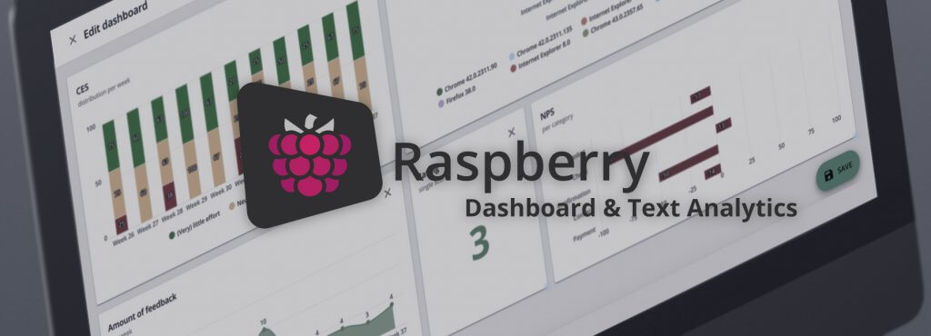 Raspberry Dashboard