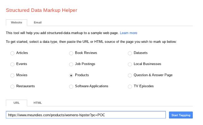 Guest Post - Google data marker