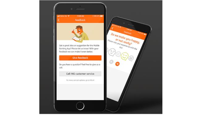 ING Mobile App