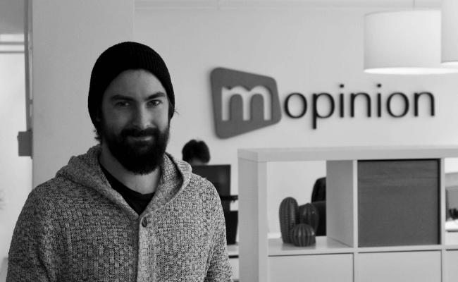 Mopinion: Employee in the Spotlight: Yannick Post - Body image