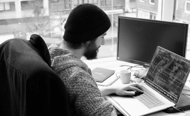 Mopinion: Employee in the Spotlight: Yannick Post - Working