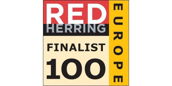 Mopinion finalist Red Herring Top 100 Europe - logo