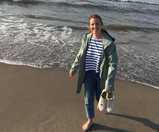 Employee in the Spotlight - Saskia Clappers - ocean