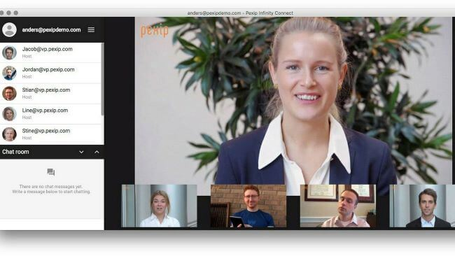 Top 10 Best Video Conferencing Software for Remote Workers - Pexip