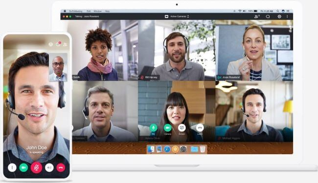 Mopinion: Top 10 Best Video Conferencing Software for Remote Workers - GoToMeeting
