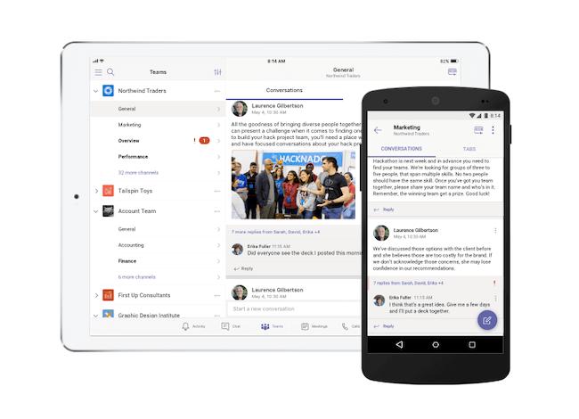 De 11 beste Team Chat tools voor thuiswerken - Microsoft Teams