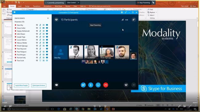 Mopinion: Top 10 Best Video Conferencing Software for Remote Workers - Skype for Business