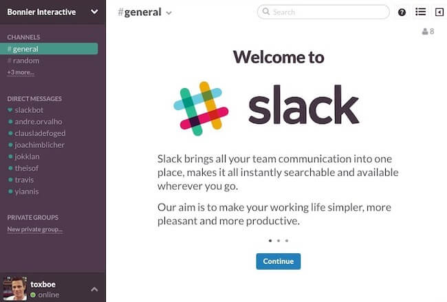 De 11 beste Team Chat tools voor thuiswerken