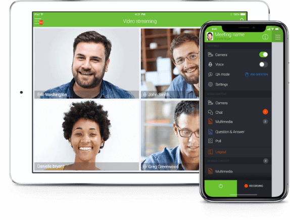 Top 10 Best Video Conferencing Software for Remote Workers - ClickMeeting