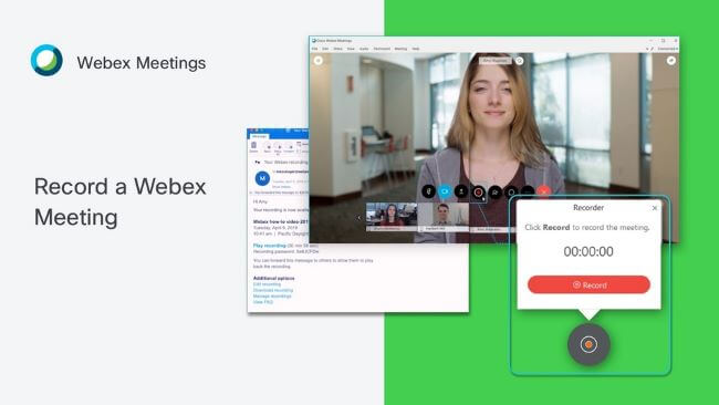 Mopinion: Top 10 Best Video Conferencing Software for Remote Workers - Webex