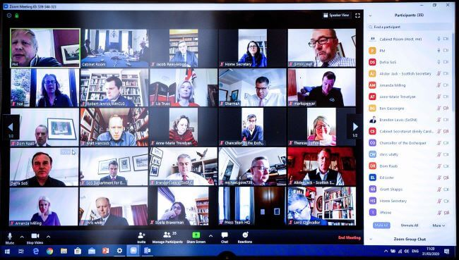 Mopinion: Top 10 Best Video Conferencing Software for Remote Workers - Zoom