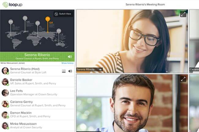 Top 10 Best Video Conferencing Software for Remote Workers - LoopUp