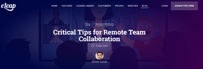 Mopinion: 40 Great Resources & Online Tools for Remote Working - Collab Article 15