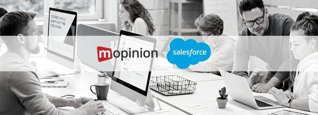 Mopinion: Mopinion launches new integration with Salesforce - Cover