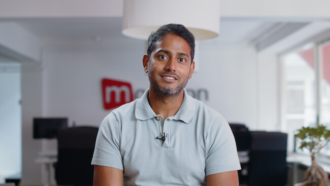 Mopinion launches Tech Talk with Co-Founder Udesh Jadnanansing on ClickZ - cover