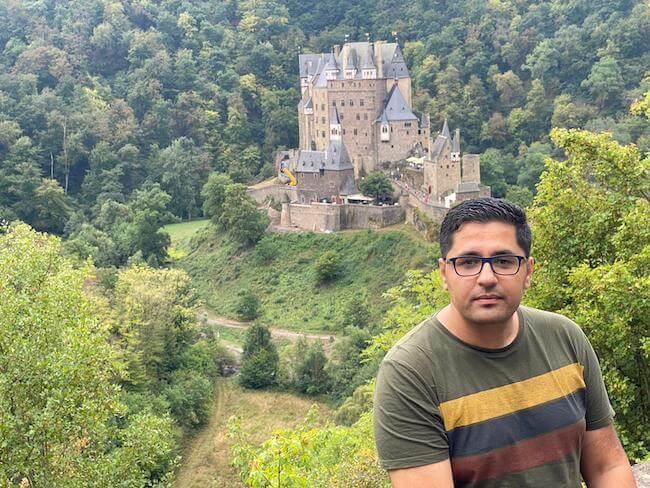 Employee in the Spotlight: Mohamad Haroon: castle