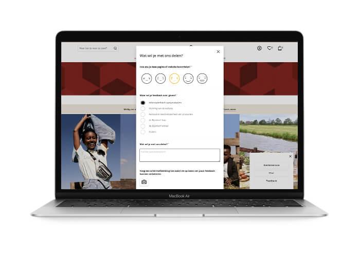 How de Bijenkorf utilises the power of online customer feedback