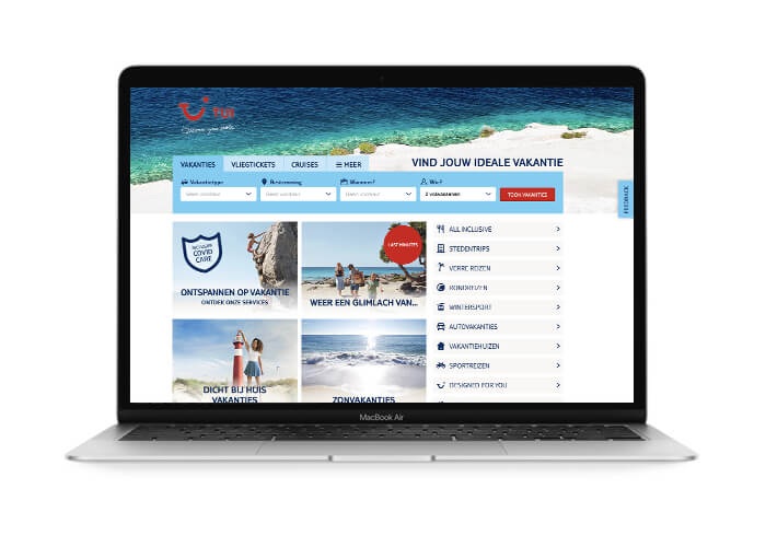 How major travel organisation TUI leverages online customer feedback