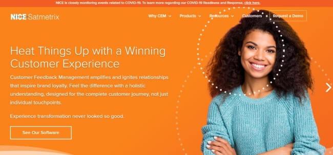 Mopinion: Top 15 Digital Customer Experience (CX) Solutions - Nice Satmetrix
