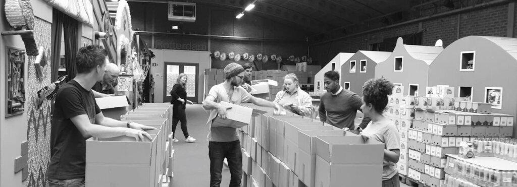 Mopinion steekt de handen uit de mouwen voor Stichting Jarige Job - cover