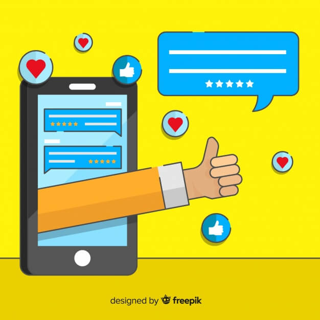 Zo meet je de klanttevredenheid van je mobiele app - positieve feedback