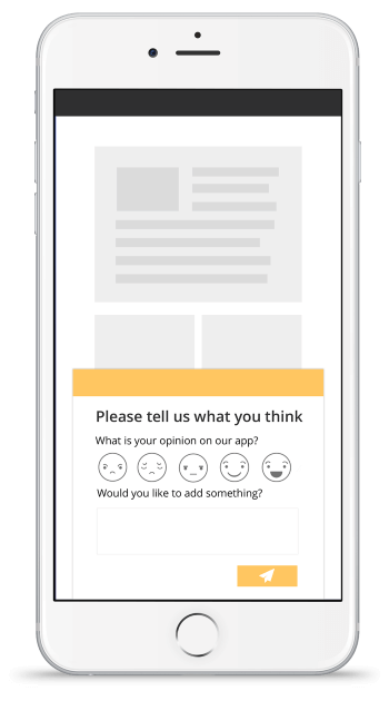 An Example of Mobile Feedback