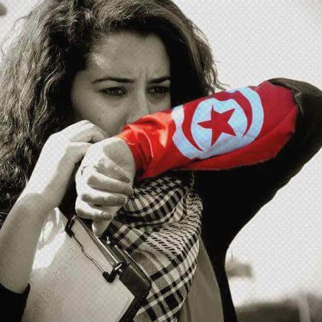 Nadia Gaaliche revolution