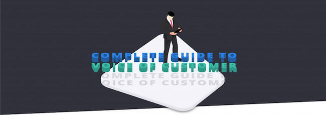 Voice of the customer guide - cover image