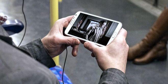 Video in mobile app