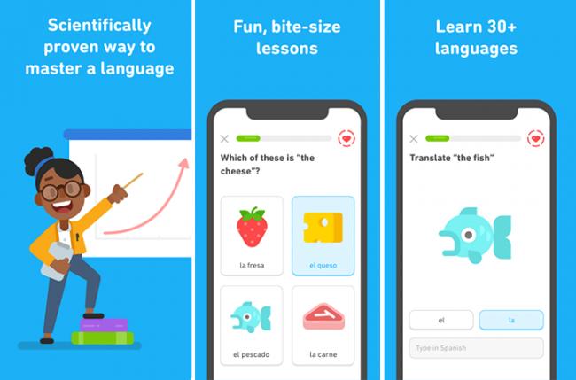 Bite-size e-learning