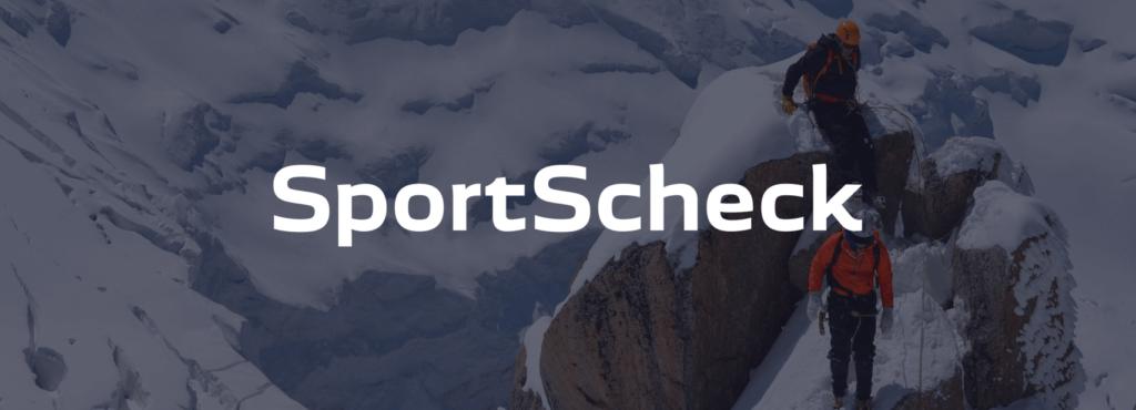 SportScheck Customer Story logo