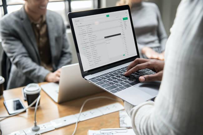 e-mail feedback