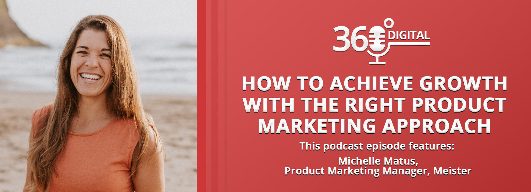 360 Digital podcast with Michelle Matus