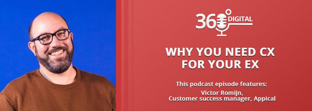 podcast 360 digital victor romijn